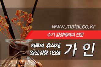 마타이 일산 1인샵 가인