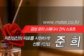 마타이 선릉1인샵 준희
